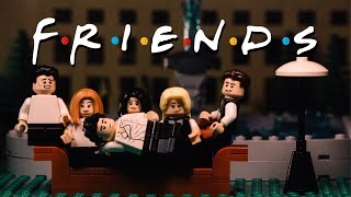 FRIENDS - The One With All The LEGOs