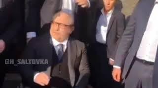 Митинг предпринимателей ТЦ Барабашова. Борзометр Кернеса зашкаливает! 16.10.2019