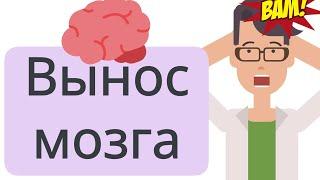 Пересказ и идея книги: Вынос мозга!