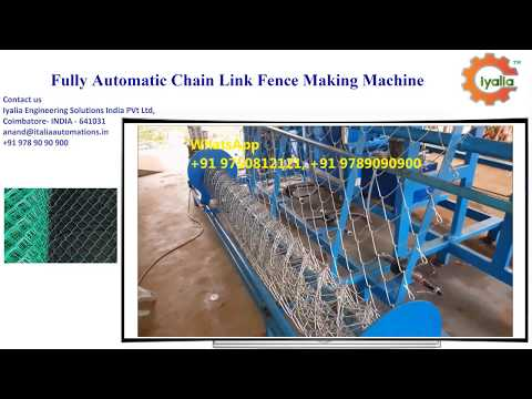 Semi-Automatic Chain Link