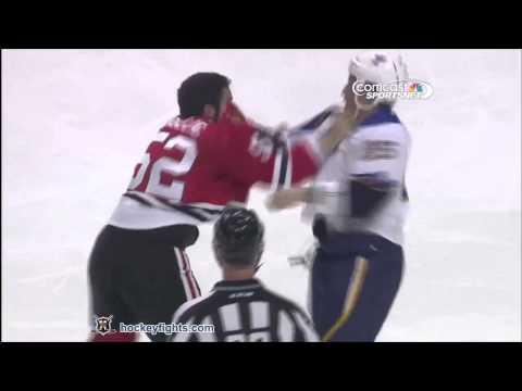 Chris Stewart vs Brandon Bollig