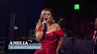 Download Lagu Amelia Pelan Tapi Pasti Mawar Putih Evis Bp5 Live Menganti Kedung Jepara 2018 Mp3