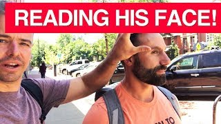 LIVE Face Reading - Learn How To Read People Just By Looking At Them