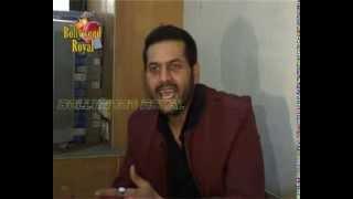"""Interview of cast Rumi Khan as Villian for """"Karle Pyaar Karle"""