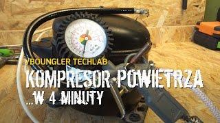 Jak zrobić tani kompresor? - Boungler Techlab