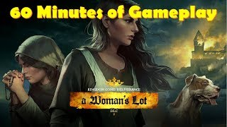 Kingdom Come Deliverance A Womans Lot first 60 Plus Minutes of Dev Gameplay