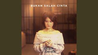 Lirik Lagu dan Chord (Kunci) Gitar Ashira Zamita - Bukan Salah Cinta
