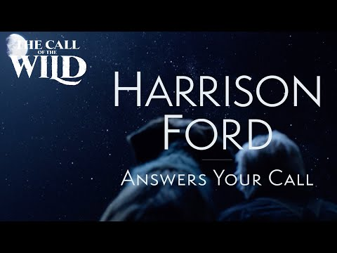 The Call of the Wild (TV Spot 'Harrison Ford Answers Your Call')