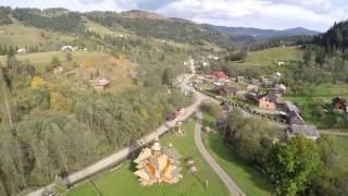 Поход на гору Поп Иван с села Дземброня