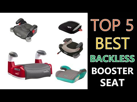 Best Backless Booster Seat 2018