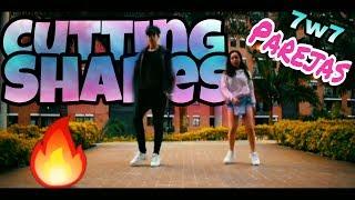 PAREJAS BAILANDO CUTTING SHAPES   #1