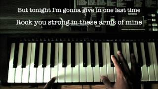 Tomorrow - The Easiest Piano Tutorial.