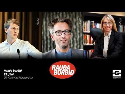 Rauða borðið: WWW-kreppa, seigla og húsbruni