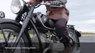 BMW R5 Overview