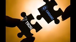 "Cardano (ADA) Future, ""Crypto Revolution"" & Tron (TRX) New Partnerships"