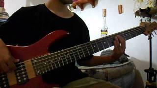 Freedom Call - Bass (Cover Angra)