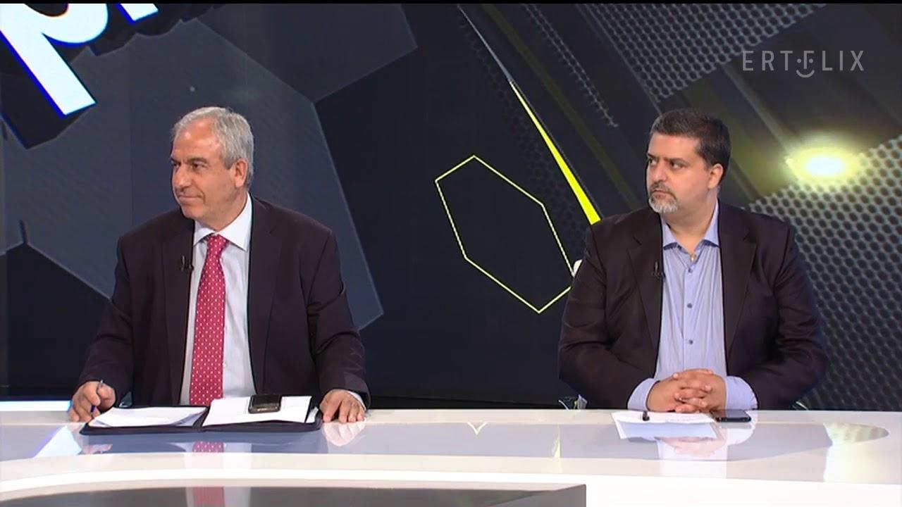 Βαρούχας: Υπάρχει επιθετικό φάουλ στη φάση του Τσιλούλη | 19/07/2020 | ΕΡΤ