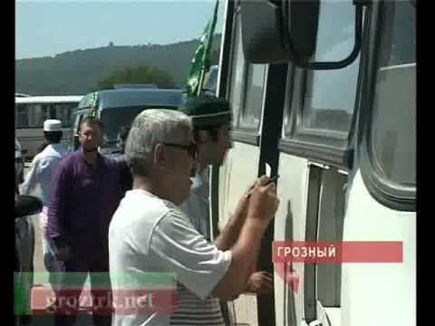 Видео-репортаж из Сердца Чечни