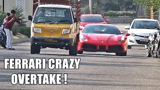Supercars CRAZY Accelerations - INDIA (Performalux Hyderabad)