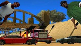 Още приключения с Big Smoke - GTA San Andreas #3