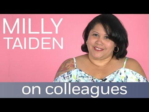 Vidéo de Milly Taiden