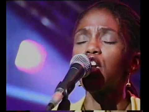 Carleen Anderson - Let it Last (live)
