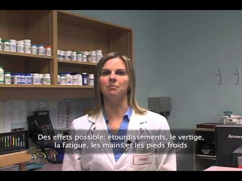 Les symptômes de la pression artérielle faible