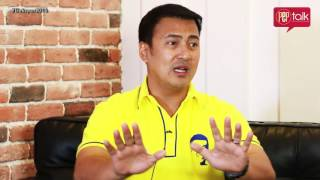 Mark Lapid On PEPTALK. On Why He's Pro-divorce And Pro-same-sex Union