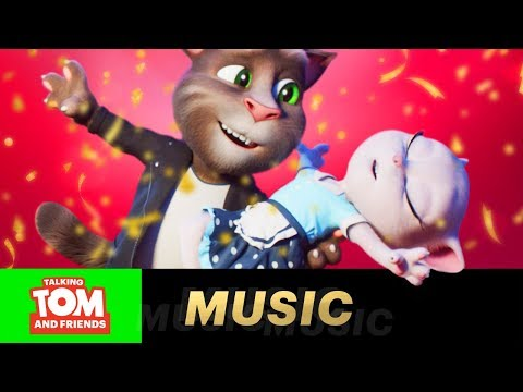 Tom and Angela - Stand By Me (NEW Music video from Talking Tom and Friends)