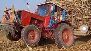 | Belarus MTZ 50 Showing Power | Best Tractor | agriculture and farming | جرار زراعیی بیلاروس |