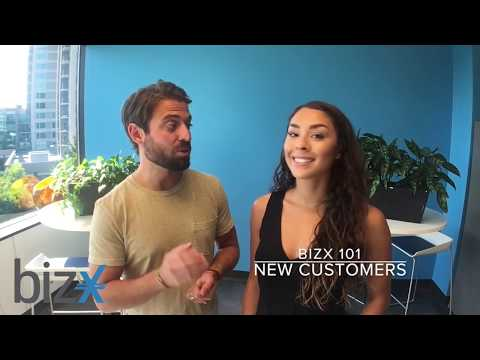 BizX 101: New Customers