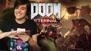 Video Reacción de DOOM Eternal| Trailer de Bethesda| Quakecon 2018