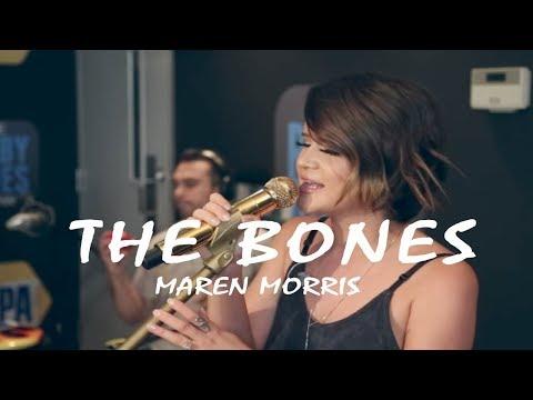 Maren Morris -  The Bones (Lyrics Video)