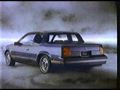 1985 Oldsmobile Calais Commercial