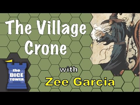 The Dice Tower reviews The Village Crone