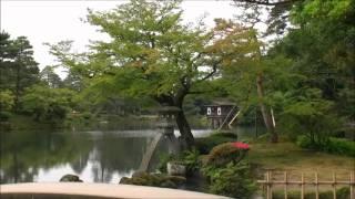 -兼六園-文化財指定庭園日本三名園特別名勝Japanesegarden