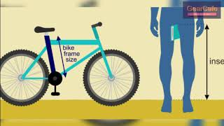 What Size Bike Frame Should I Get? Does Bicycle Frame Size matter? FREE Buying guide