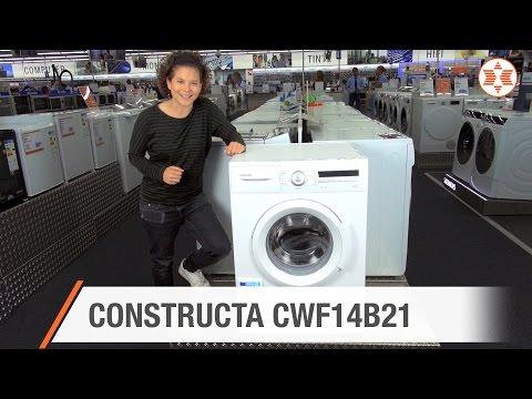 Waschmaschine von Constructa für nur 299 Euro - experten Angebot der Woche