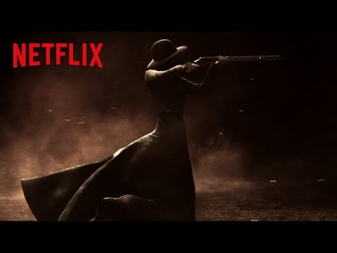 Godless | Opening Title Sequence [HD] | Netflix