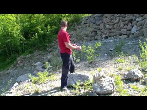 Stone Deadlift