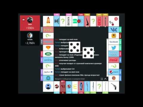 [SQM] Монополия Онлайн Обучение. Monopoly Online
