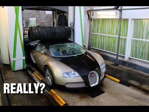 Tätä ei ole ennen nähty - voiko näinkin tehdä miljoona-autolle?