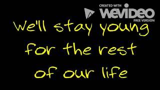 Tim McGraw, Faith Hill   The Rest Of Our Life (Lyrics)