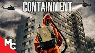 Containment   2015 Sci-Fi Horror   Sheila Reid   Lee Ross   Louise Brealey