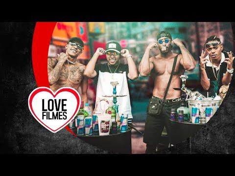 MC Lipi, MC Rafinha, MC Dr e MC Paulin da Capital  - Cypher Mandrake nas Pistas (Vídeo Clipe) DJ GM