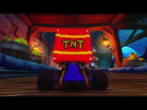 Видео № 1 из игры Crash Team Racing Nitro Fueled [PS4]
