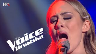 "Albina - ""Korake ti znam"" | Live 3, finale | The Voice Hrvatska | Sezona 3"