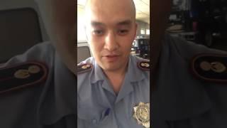 Казахстане выдали полицейским новый транспорт 2017