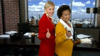 Ellen's Favorite Funny Ladies: Wanda Sykes in 'Black & White'