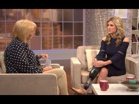 100 Huntley Street Rebekah Gregory Taking My Life Back Part 1